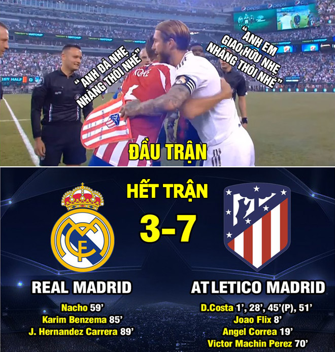real madrid thua tham atletico, anti fan duoc dip ha he che anh hinh anh 1