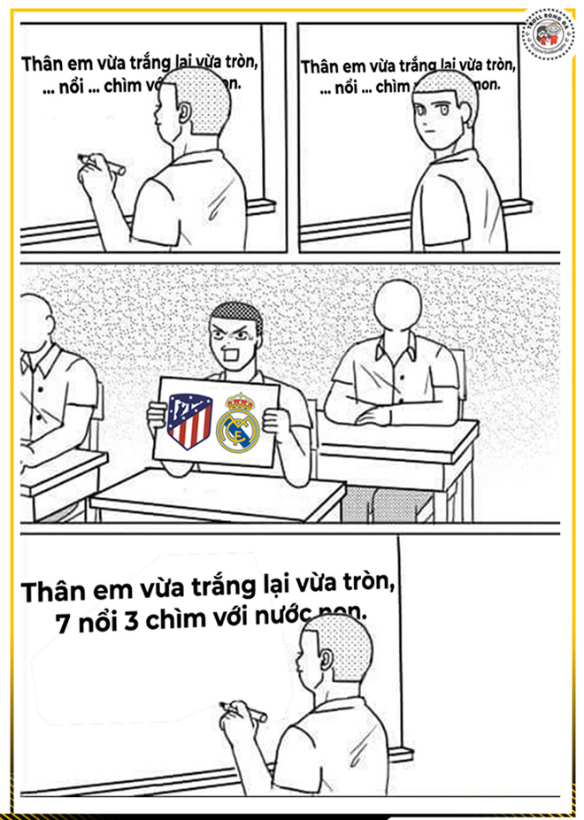 real madrid thua tham atletico, anti fan duoc dip ha he che anh hinh anh 3