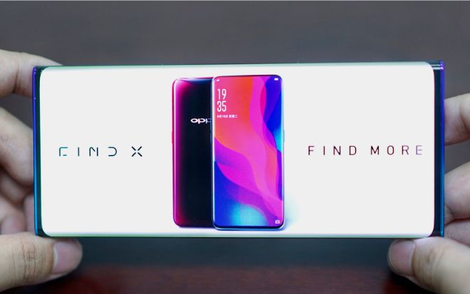 oppo pho dien smartphone man hinh thac nuoc dep mien che hinh anh 6