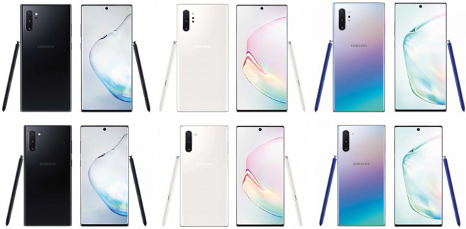 soc: galaxy note 10 co gia re hon du kien, iphone xs max se that sung hinh anh 3