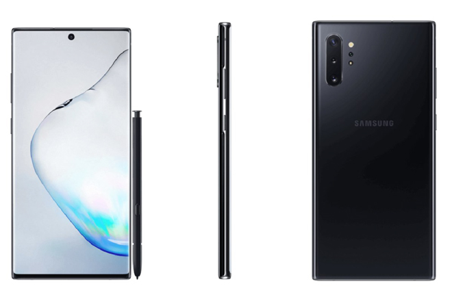 soc: galaxy note 10 co gia re hon du kien, iphone xs max se that sung hinh anh 2