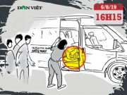 Infographic: Toan canh vu be lop 1 truong Gateway tu vong tren o to