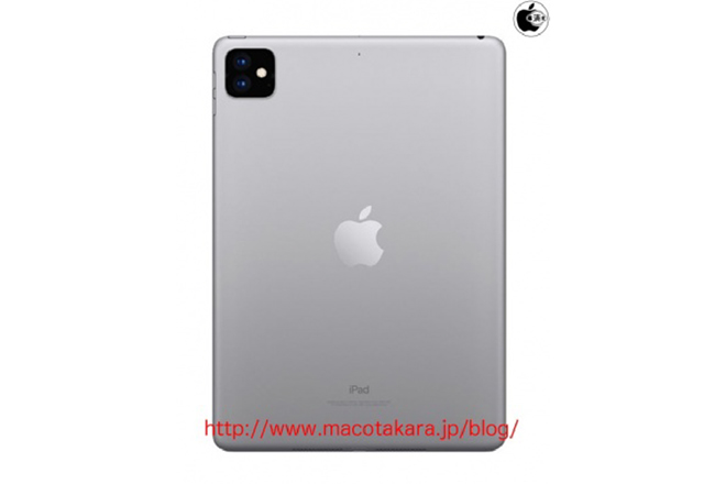 ipad pro the he tiep theo se co thiet lap 3 camera hinh anh 2