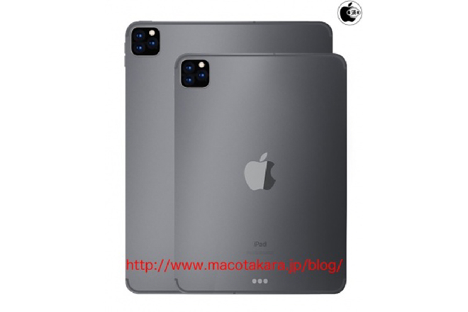 ipad pro the he tiep theo se co thiet lap 3 camera hinh anh 3