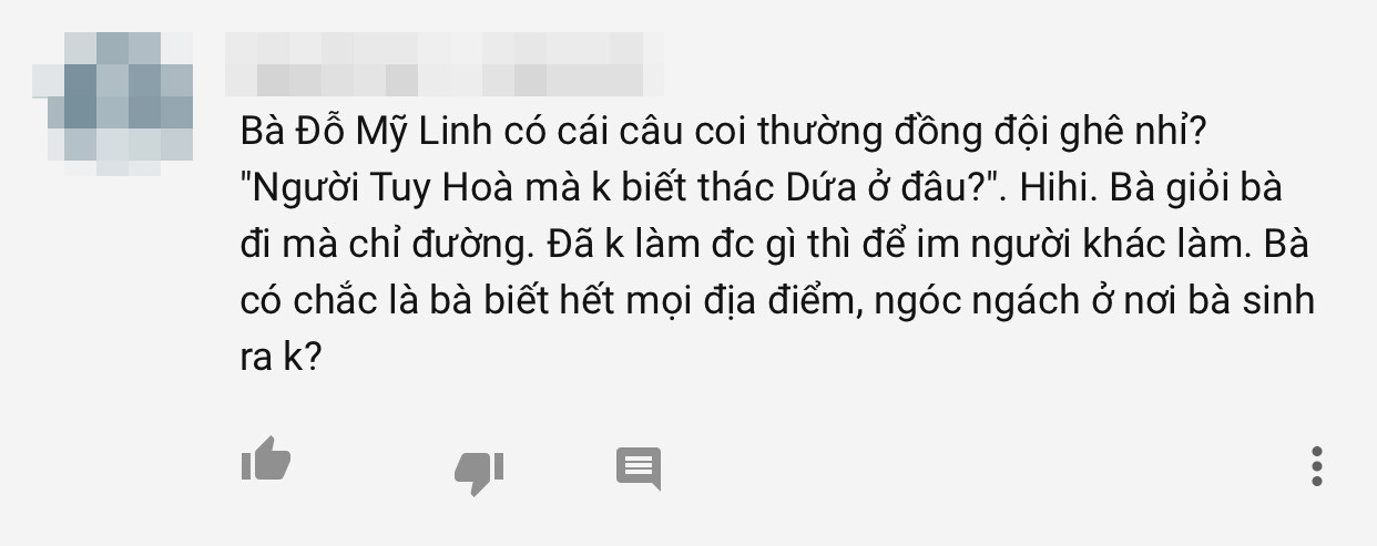 do my linh bi chi trich vi thai do chanh choe, coi thuong le xuan tien hinh anh 3