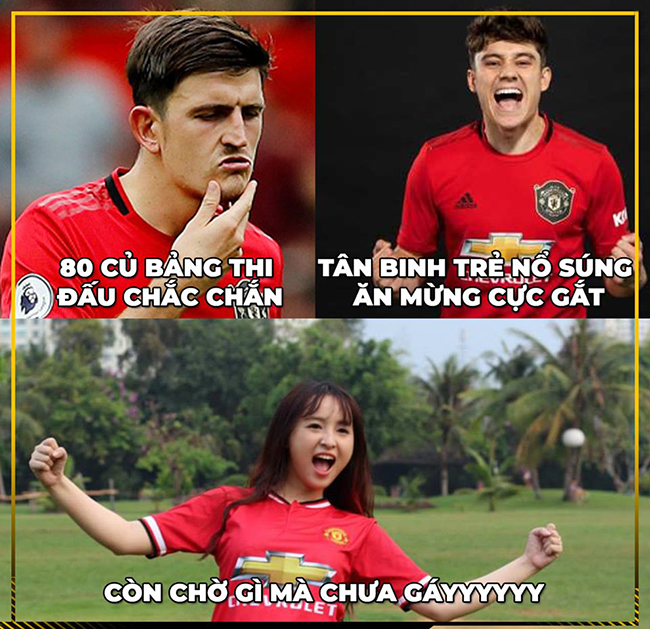 """fan mu ha he che anh sau chien thang """"huy diet"""" truoc chelsea hinh anh 1"""
