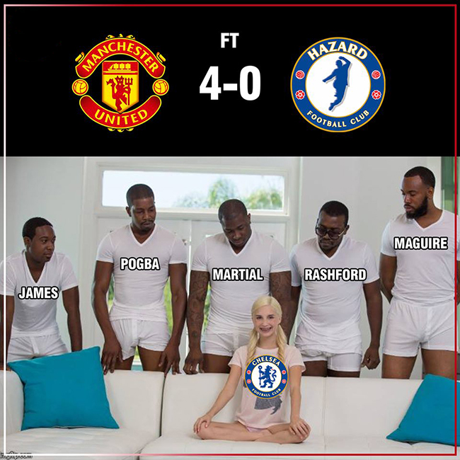 """fan mu ha he che anh sau chien thang """"huy diet"""" truoc chelsea hinh anh 5"""