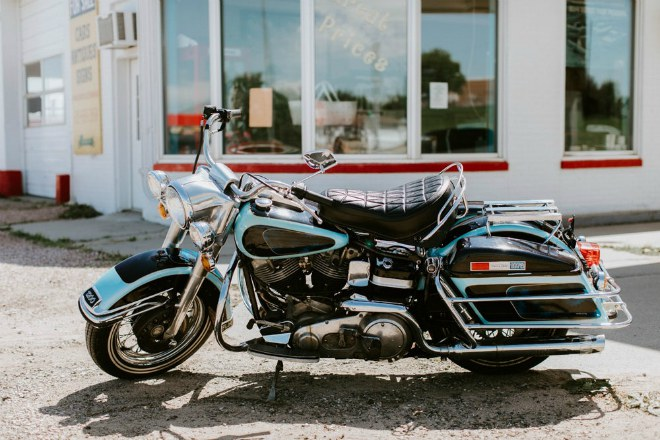 soc: 1976 harley-davidson flh 1200 electra glide gia 46,4 ty dong hinh anh 3