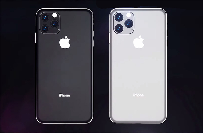 mot luong lon chi tiet iphone 11 duoc nhan vien foxconn tiet lo hinh anh 1