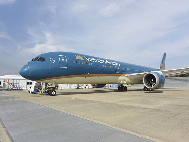 sieu may bay boeing 787-10 dreamliner cua vietnam airlines co gi dac biet? hinh anh 1