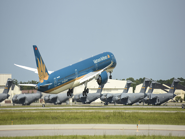 sieu may bay boeing 787-10 dreamliner cua vietnam airlines co gi dac biet? hinh anh 3