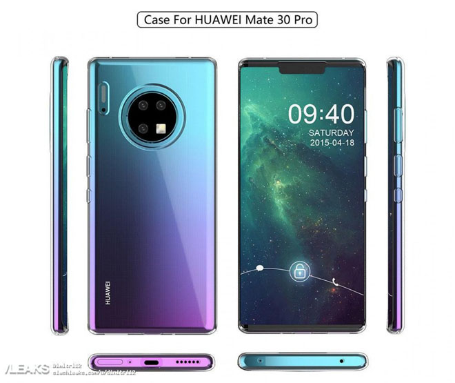huawei mate 30 pro lo hinh anh khac biet so voi don doan hinh anh 2