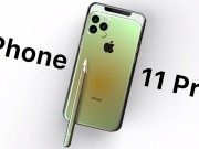 Media - Ngac nhien truoc loat thong tin ro ri cua iPhone 11 ma it ai ngo