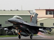 The gioi - Mua 66 chien dau co F-16 cua My, dai Loan de doa TQ nhu the nao?