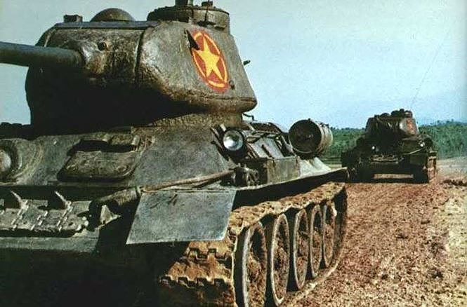 "chien tranh bien gioi 1979: ""ong lao"" t-34-85 viet nam khien trung quoc khon don the nao? hinh anh 6"