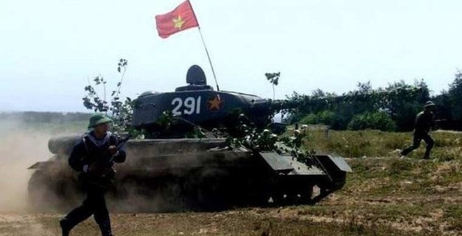 "chien tranh bien gioi 1979: ""ong lao"" t-34-85 viet nam khien trung quoc khon don the nao? hinh anh 13"