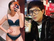 Tim lo anh hen ho luc nua dem voi hot girl sau ly hon Truong Quynh Anh