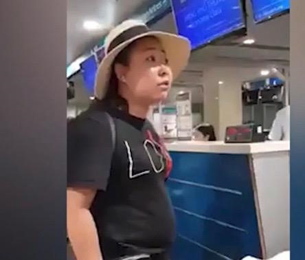 vietnam airlines len tieng ve vu gay roi cua nu dai uy cong an hinh anh 1