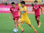 The thao - BXH vong 22 V.League 2019: Thua Sai Gon FC, Thanh Hoa lam nguy