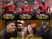 "Fan Liverpool tu tin che anh ""tam tau"" se huy diet Arsenal"