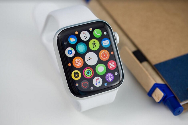 day la hinh anh dau tien ve apple watch series 5 hinh anh 2