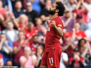 "The thao - Mohamed Salah ""len than"", Liverpool de bep Arsenal"