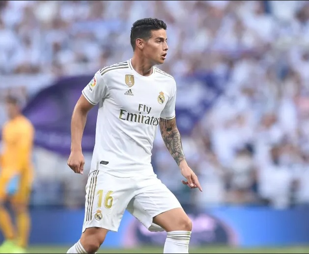 "day! ly do james rodriguez ""het cua"" roi real trong he 2019 hinh anh 1"