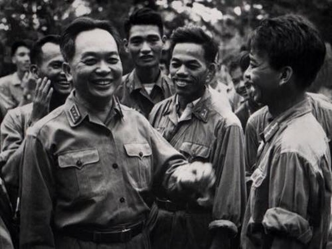 7 chien dich dai tuong vo nguyen giap tung truc tiep chi huy hinh anh 1