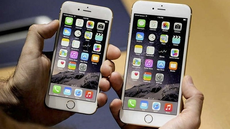 """iphone 6s va 6s plus: lua chon tot cho nguoi thich """"tao khuyet"""" hinh anh 1"""