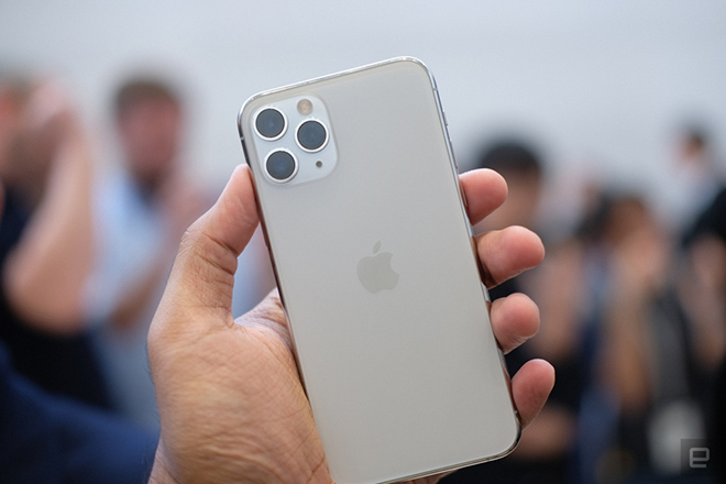apple tung hai video quang cao iphone 11 cuc chat hinh anh 1