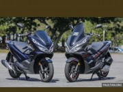 Lo dien dong co Honda PCX moi, canh tranh truc tiep voi  Yamaha NMax