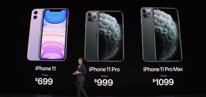 "9 ly do de mua iphone 11 thay vi cap ""anh em"" iphone 11 pro hinh anh 2"