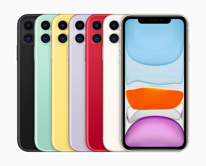 "9 ly do de mua iphone 11 thay vi cap ""anh em"" iphone 11 pro hinh anh 3"