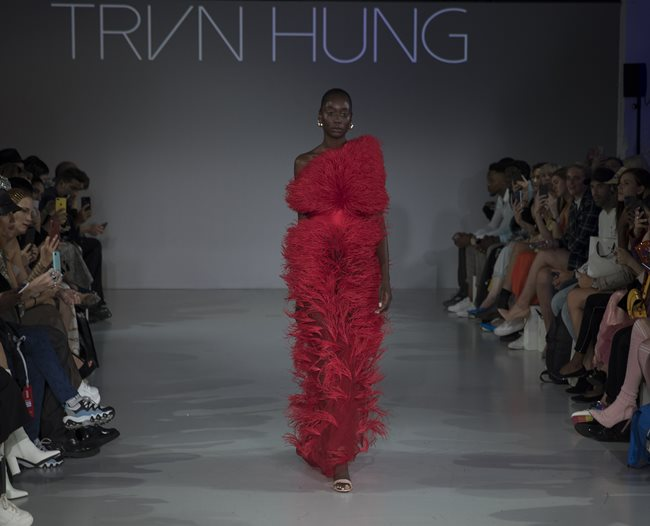 khanh linh lam vedette show tran hung hinh anh 12