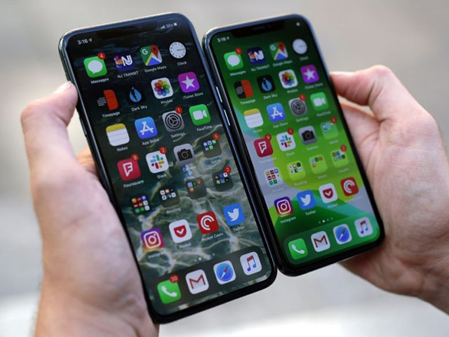 Pin iPhone 11 Pro Max cao hơn 23% so với iPhone 11 Pro