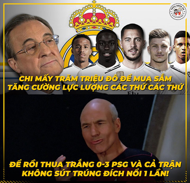 """anh che: di maria """"len dong"""" huy diet doi bong cu real madrid hinh anh 4"""