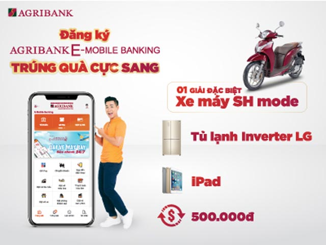 giao dich nhanh – trung thuong lon cung agribank hinh anh 2