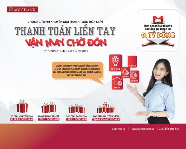 giao dich nhanh – trung thuong lon cung agribank hinh anh 3