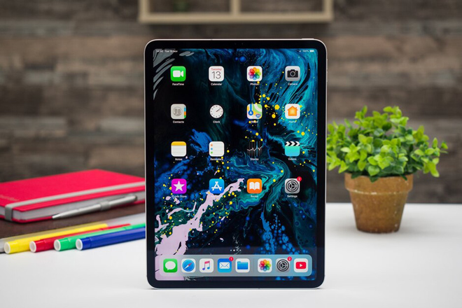 """ipad pro 2020 se co camera 3d """"chat nhu nuoc cat"""" hinh anh 1"""