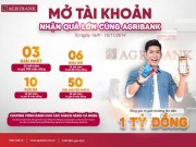 Giao dich nhanh – trung thuong lon cung Agribank