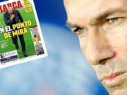 The thao - Real Madrid 'di dem' voi Mourinho, Zidane sap bi 'dam sau lung'?