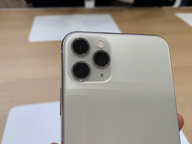 iphone 11 pro co gi dang cap so voi iphone xs ? hinh anh 4