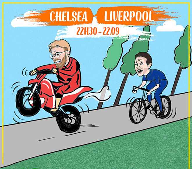 anh che: chelsea dau liverpool, cuoc chien khong can suc hinh anh 2