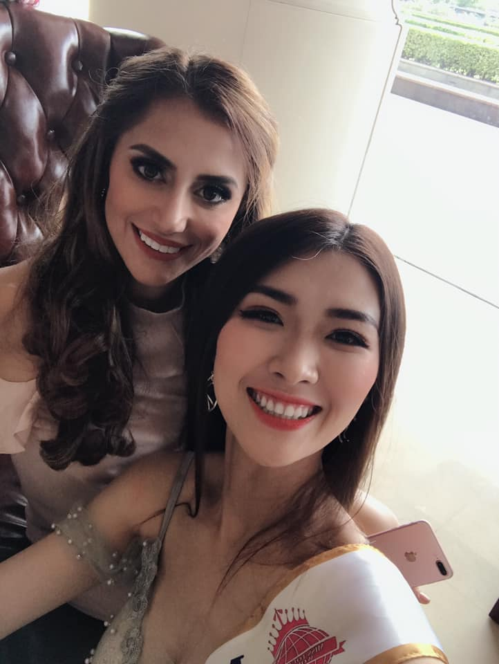 tuong vy dai dien viet nam di thi miss tourism world 2019 hinh anh 3
