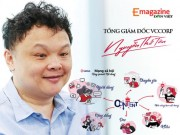 Dan Viet tro chuyen - Tong Giam doc VCCorp: Lo nhat la Lotus sap ngay sau ngay ra mat!