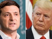 The gioi - Be boi Ukraine o My: Trump bi to gang gay ap luc voi Zelensky
