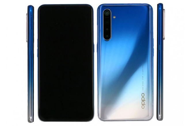 oppo k5 lo dien voi 4 camera, sac nhanh 30w, gia cuc chat hinh anh 1