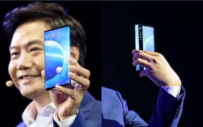 can canh smartphone co ty le man hinh so voi than may sieu khung hinh anh 1
