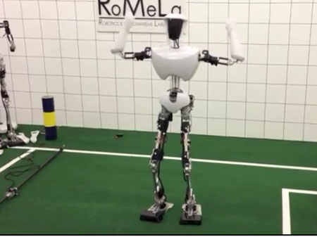 clip: robot cung biet... nhay gangnam style hinh anh 1