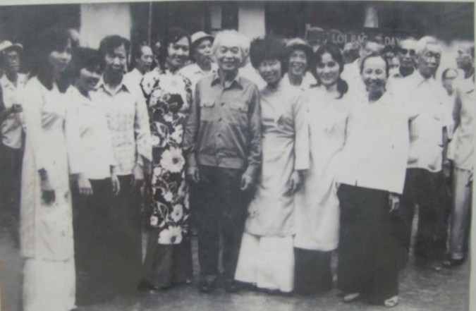hinh anh quy gia ve dai tuong vo nguyen giap voi mai truong xua hinh anh 4